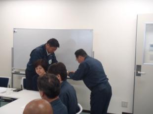 画像:令和元年8月度社内安全会議4